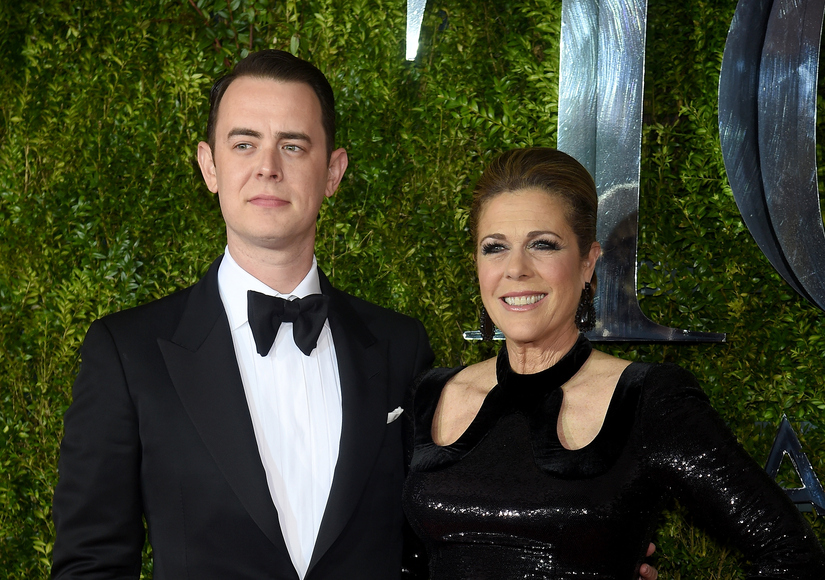 Rita Wilson's Message to Others Dealing with Cancer