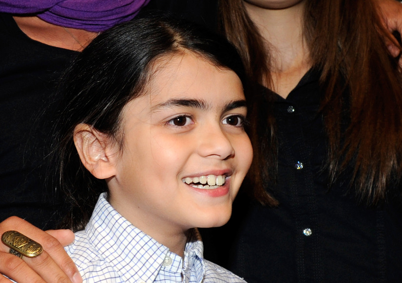 Blanket Jackson Is So Grown Up in Yearbook Photo… and Going by a New Name