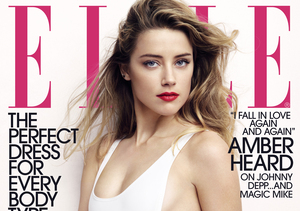 A First! Amber Heard Talks About Marriage to Johnny Depp, Roles for Women