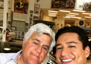 Jay Leno Says He 'Stopped Doing Bruce Jenner Jokes a Long Time Ago'