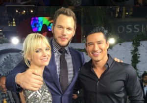 Chris Pratt at 'Jurassic World' Premiere: 'I'm Gonna Ride a Dinosaur!'