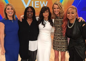 It's Official! Raven-Symoné Is New Co-Host of 'The View'