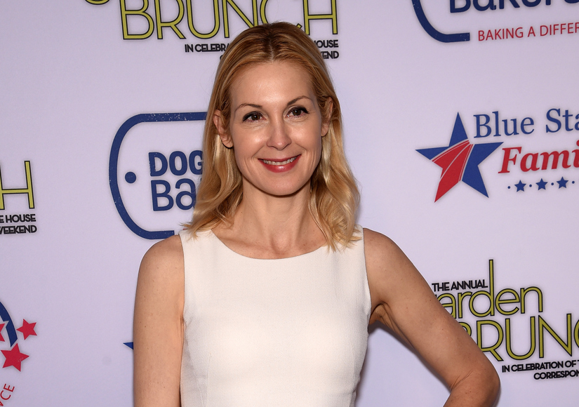 Kelly Rutherford's Kids Will Spend Summer in US… Maybe