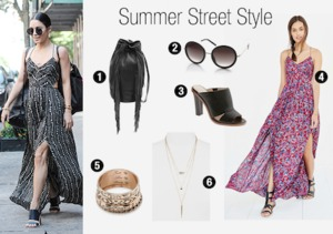 Steal Vanessa Hudgens' Boho Chic Summer Style!