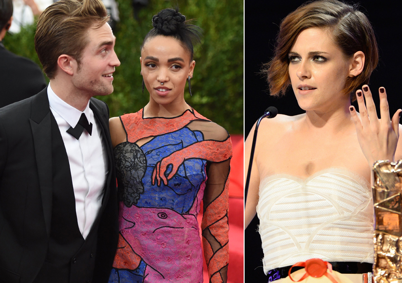 Rumor Bust! These Stories About Rob Pattinson & Kristen Stewart Are NOT True