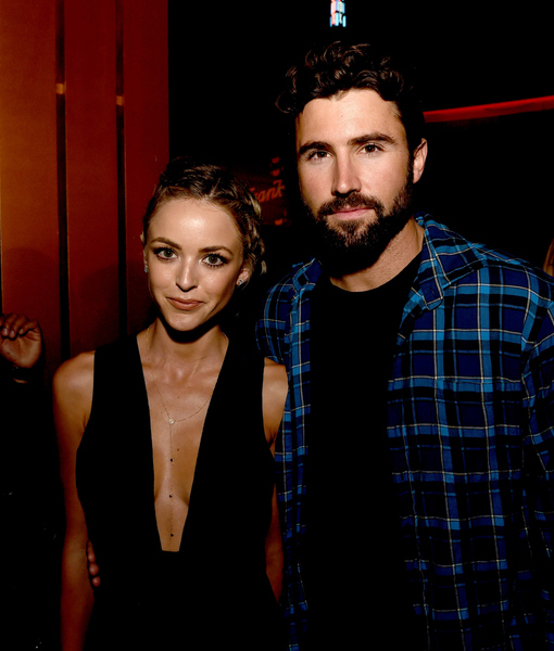 Brody Jenner Opens Up... Way Up... About His Sex Life