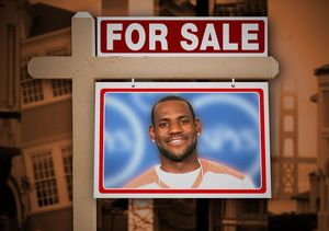 Star Real Estate: LeBron James' $15-Million Mansion and More