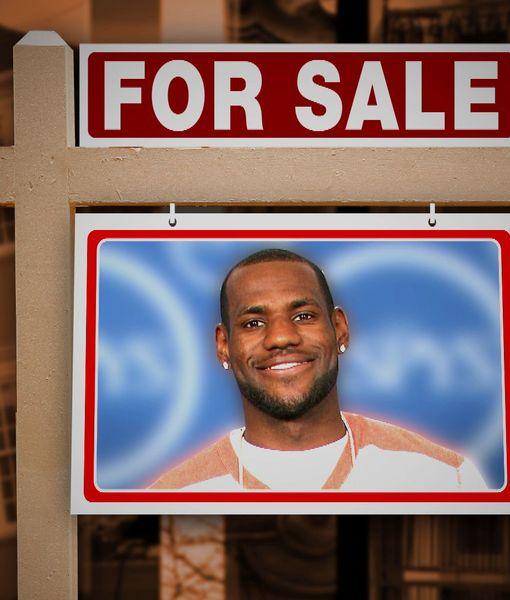 Star Real Estate: LeBron James' $15-Million Mansion and More