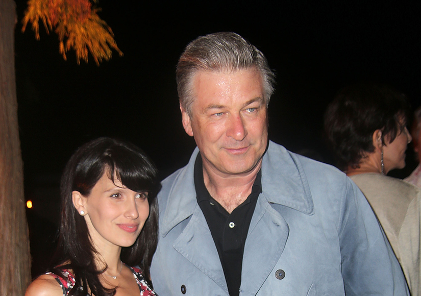 See the First Pic: Hilaria & Alec Baldwin Welcome a Baby Boy!