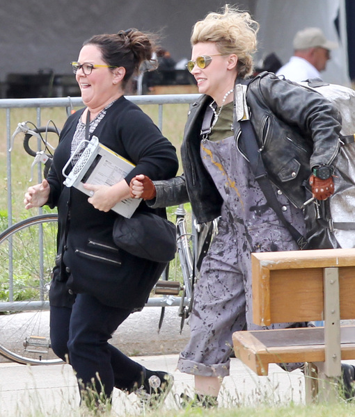 First Photos of 'Ghostbusters 3' Revealed, and Possible Spoilers!