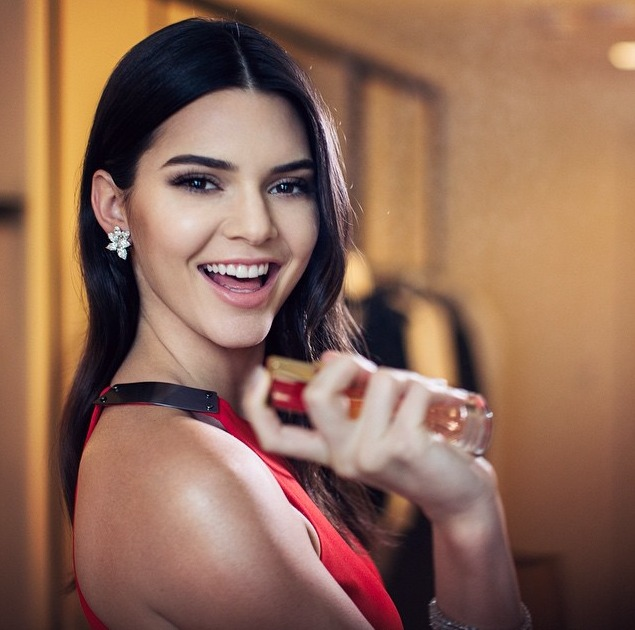 Which Pic?! Kendall Jenner Just Broke Kim and Kanye's ...