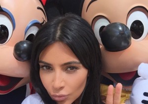Kim Kardashian Shares Pics from North West's Birthday