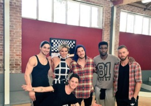 'DWTS' Pros Challenge Charissa Thompson to Show Her Dance Moves!