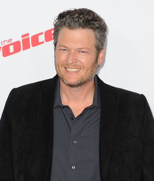 Blake Shelton Is Oklahoma Superman, Rescues Man from Flood