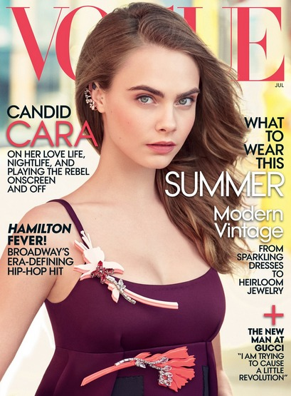 Cara Delevingne Says Goodbye to Modeling, Delivers in 'Paper Towns'
