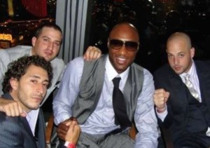Another of Lamar Odom's Close Friends Dies of a Drug Overdose