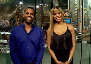Laverne Cox Talks 'OITNB' Season 3, Newcomer Ruby Rose and Her Madame…
