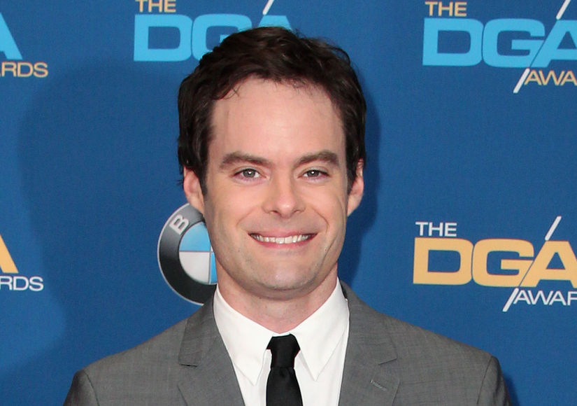 'SNL' Alum Bill Hader Pulls Off Epic Senior Class Prank for Make-A-Wish