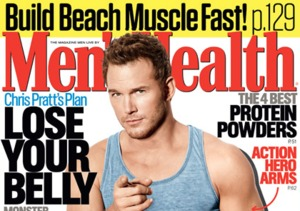 Chris Pratt on Losing 150 Pounds