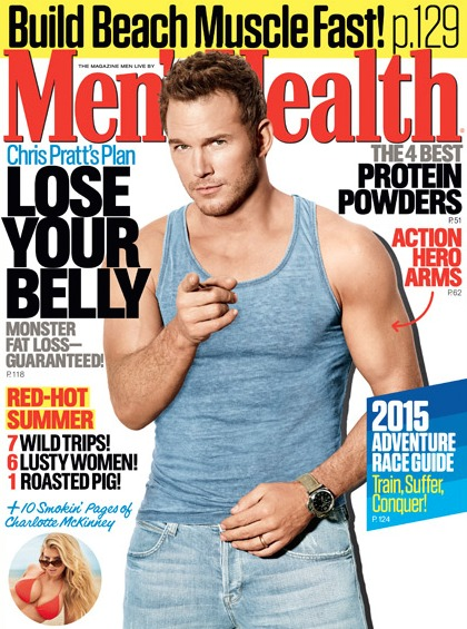 Chris Pratt on Losing 150 Pounds