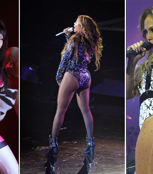 The Booty Revolution: How You Can Get Nicki Minaj, Beyoncé or Jennifer…