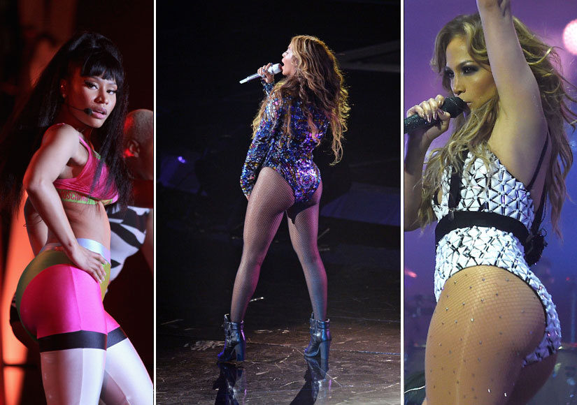 The Booty Revolution: How You Can Get Nicki Minaj, Beyoncé or Jennifer Lopez's Butt