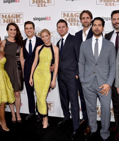 'Magic Mike XXL' Stars Channing Tatum, Joe Manganiello and More Heat up…