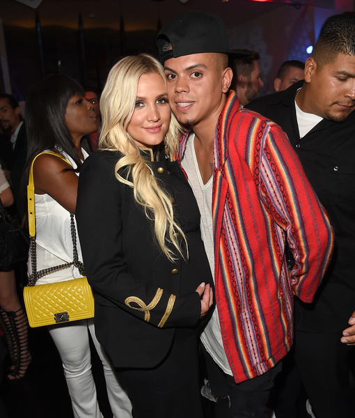 Ashlee Simpson Welcomes Baby Girl with Evan Ross