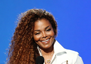 Janet Jackson Was Looking Good on BET