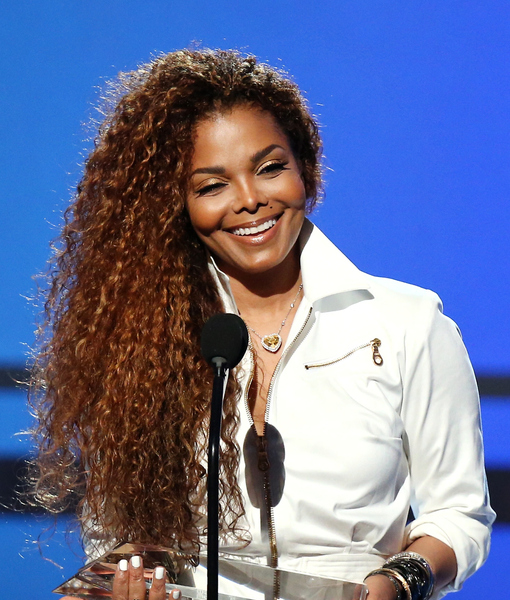 Dazzling: Janet Jackson Receives Ultimate Icon: Music Dance Visual Award from BET