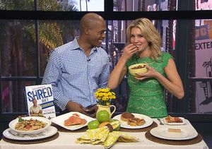 Slim Down for Summer with Dr. Ian Smith's New 'Shred Diet Cookbook'