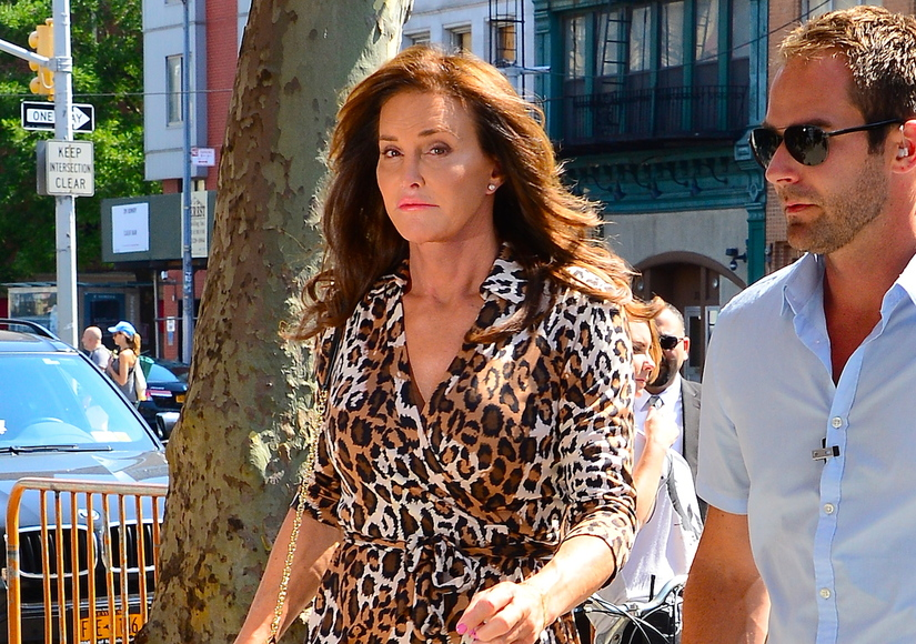 Rumor Bust! Caitlyn Jenner Is NOT Dating Candis Cayne