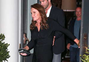 Fierce Fashion! Caitlyn Jenner Looks Flawless in Form-Fitting Dress in NYC