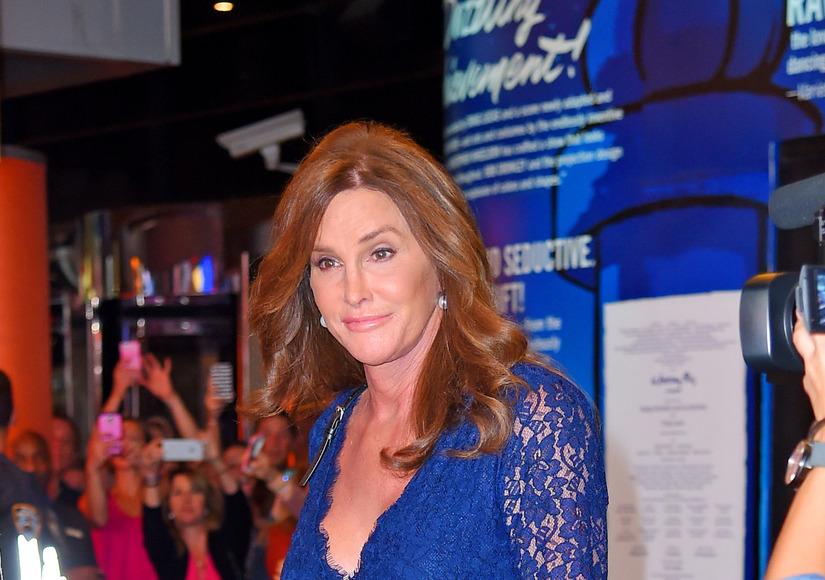 Caitlyn Jenner Gets Emotional at Her Renaming Ceremony, Thanks New Family