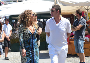 Mariah Carey and James Packer in Vegas!