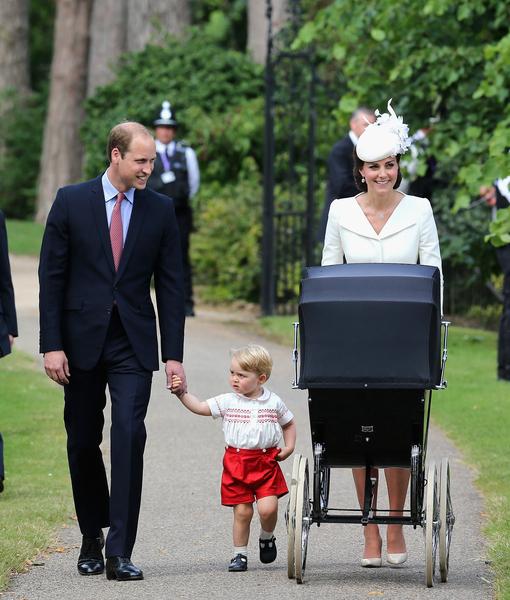 Christening Time for Princess Charlotte!