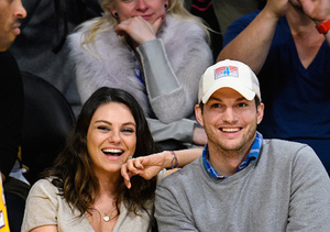 Ashton and Mila Tie the Knot!