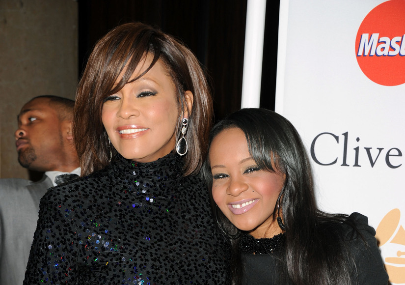 Bobbi Kristina Update: How Whitney Houston Is by Krissi's Side in Her Final Days