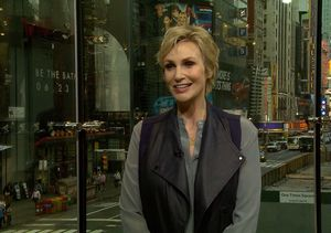 Jane Lynch Dishes on 'Hollywood Game Night' and Her New TV Movie
