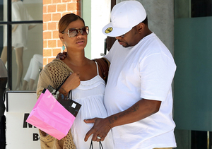Bobby Brown Spotted with Pregnant Wife in L.A.