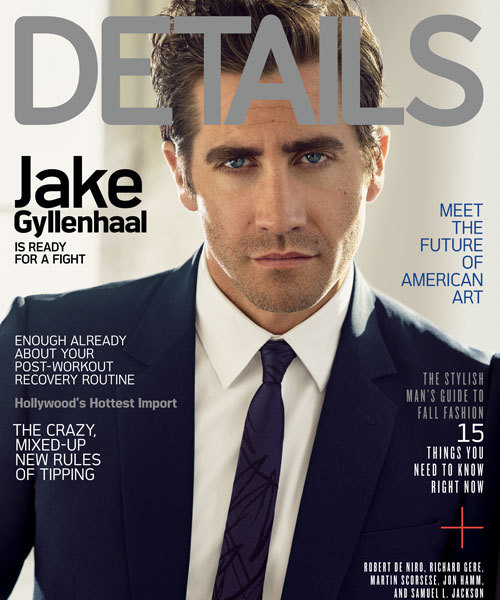 Jake Gyllenhaal Talks Film Roles, Getting Slugged in 'Southpaw'