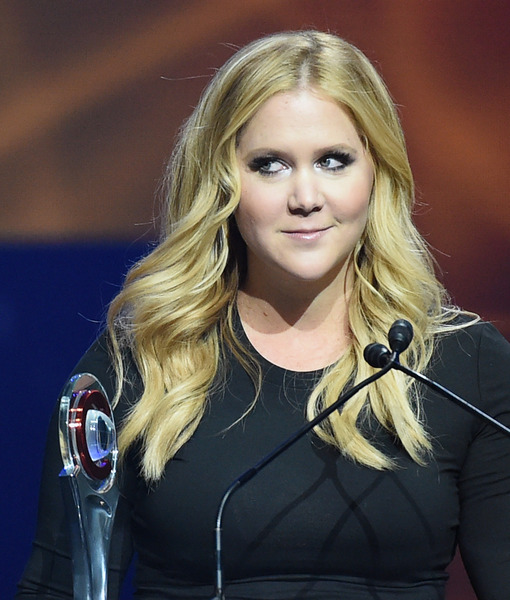 'Trainwreck' Star Amy Schumer on Self-Image, Deserving Love, and Feminism