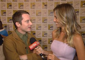 Elijah Wood on When Fans Don't Believe That It's Him, His New Movies