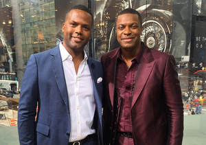 Chris Tucker Talks First Ever Standup Special, Teases 'Rush Hour 4'