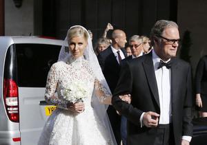 Wedding Album! Nicky Hilton Stuns in Gorgeous Gown