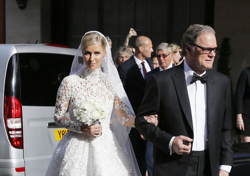 Wedding Album! Nicky Hilton Stuns in Gorgeous Gown