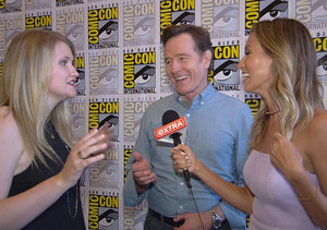 Bryan Cranston on His New Animated Series 'Supermansion,' Dream Super Power