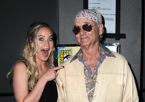 'Extra' at Comic-Con! Photos, Videos and More from Geek Central