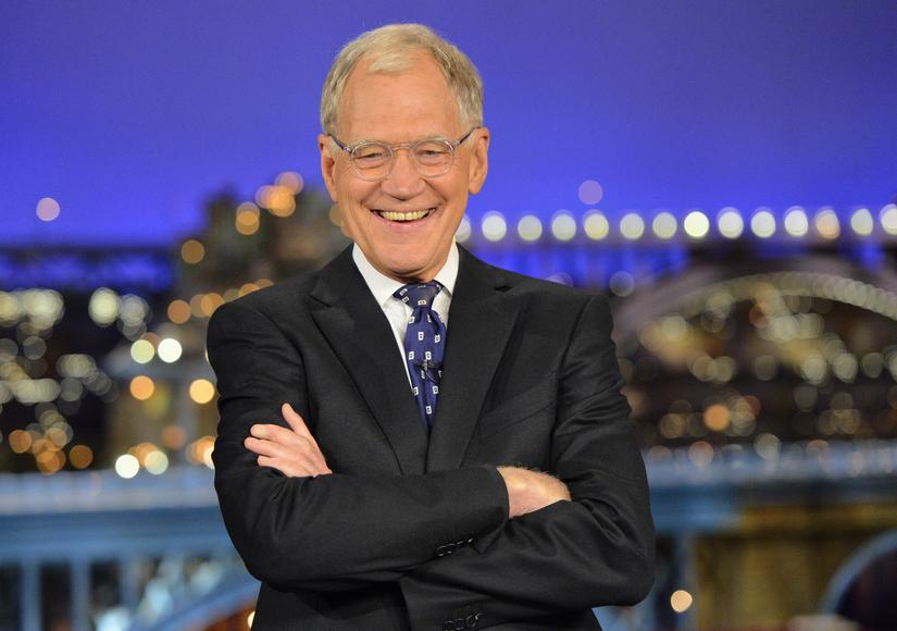 Letterman Un-Retires to Zing Trump, Re-Retires