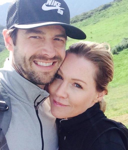 Jennie Garth Marries Dave Abrams!